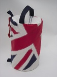 c)  Union Jack Wash Bag