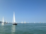 Document bags - Round the Island Race 2014