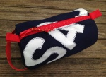 Personalised Canvas Wash Bags