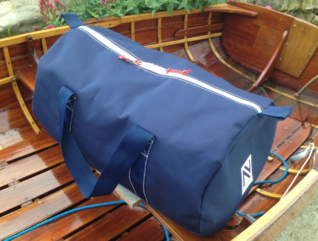 Plain sailing kitbags